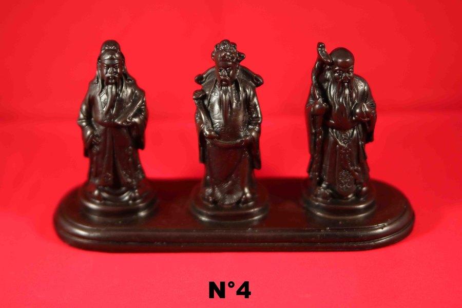 sage chinois bronze