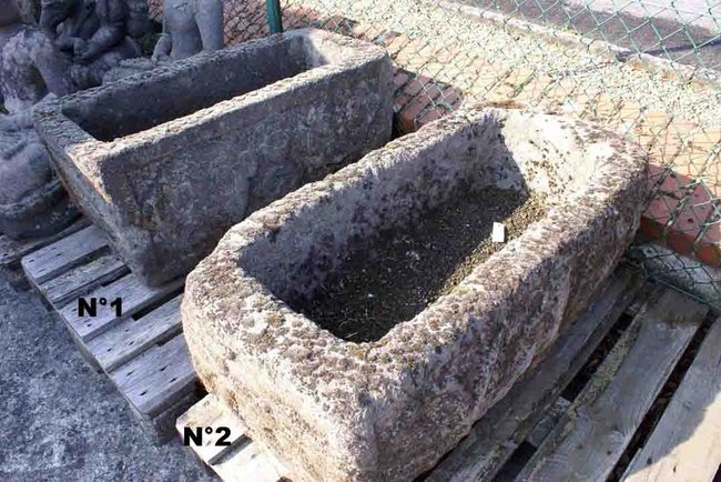 Objets de d co en pierre pour la maison et le jardin les for Les echanges exterieur cours bac